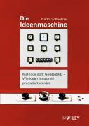 Nadja Schnetzler - Die Ideenmaschine